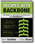Recipes with backbone
